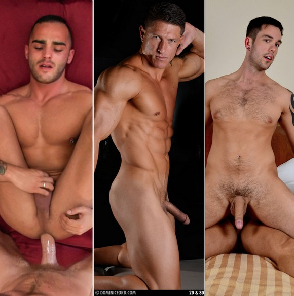 Gay hpt guys getting fucked Hot Guys Who Get Fucked Bryce Evans Adrian Toledo And Felix Brazeau