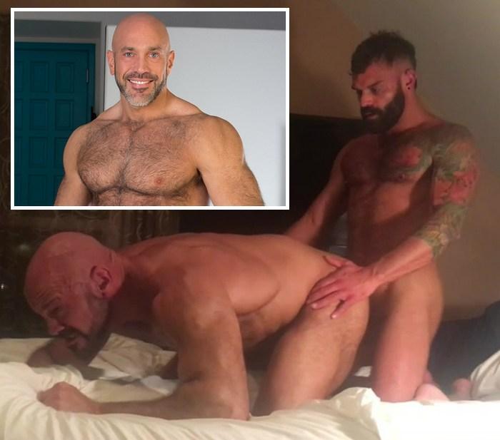 Jesse Jackman Gay Porn